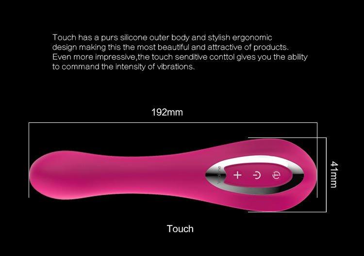 Máy rung Nalone Touch cao cấp chi tiết