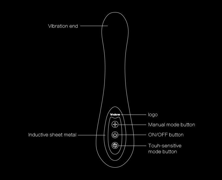 Hướng dẫn sử dụng máy rung Nalone Touch cao cấp siêu kích thích