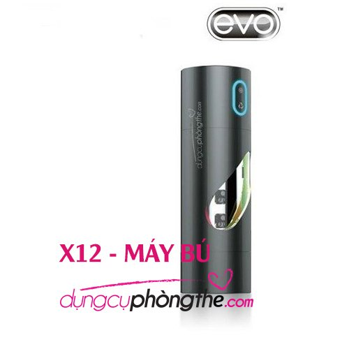 Máy bú cu tự động Evo x12