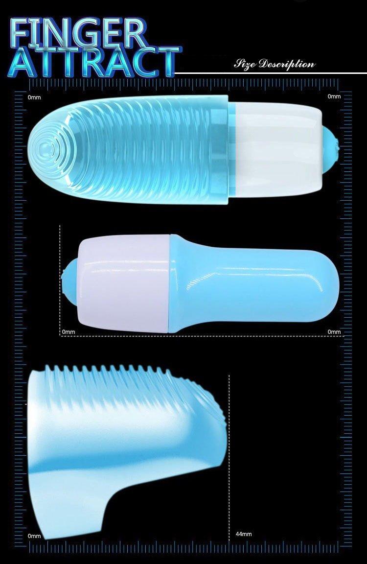Máy rung siêu kích thích điểm G Finger Attract chi tiết