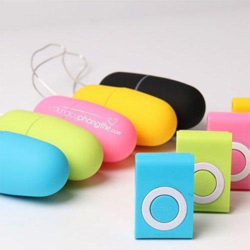 Trứng rung tình yêu Ipod gắn kết yêu thương