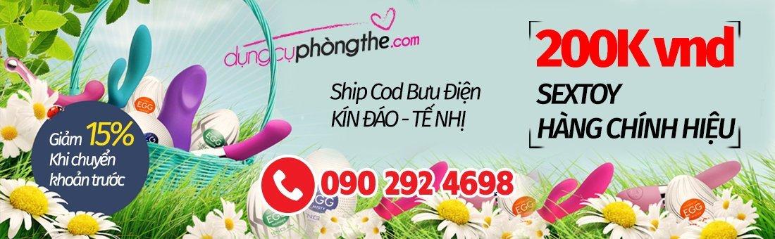 Thế giới đồ chơi người lớn uy tín chất lượng chính hãng số 1 Việt Nam.