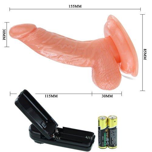 Dương vật giả giá rẻ Super Rota Dong như thật chi tiết