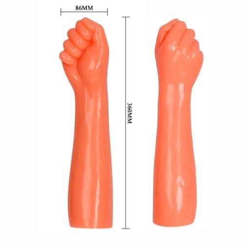 Máy massage cao cấp kiểu nắm tay sextoy Hand sử dụng