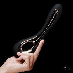 Máy massage Lelo Isla cao cấp kiểu dương vật giả