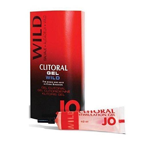 Gel bôi trơn System Jo Clitoral Stimulation Wild cao cấp kích thích âm đạo
