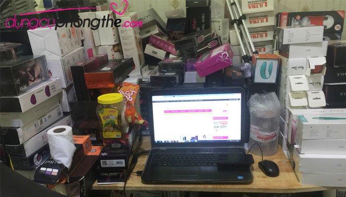 Shop Sextoy Dụng Cụ Phòng The Quân Hoàng