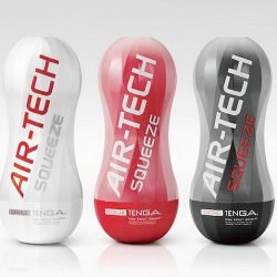 Cốc thủ dâm Tenga AirTech Queeze Made Japan