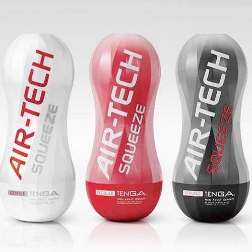 Cốc thủ dâm Tenga AirTech Queeze Made Japan