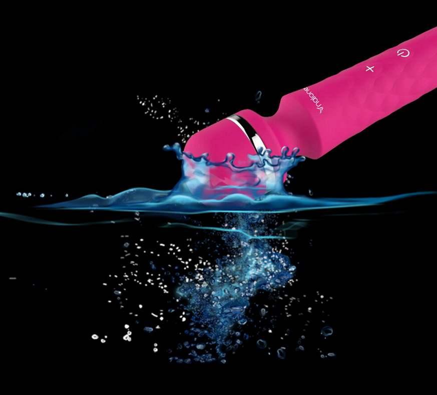 Đồ chơi tình dục nam nữ 3 đầu yêu sinmic đẹp chống nước