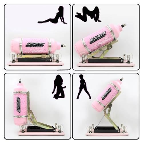 Máy Gun power dành cho nam nữ làm tình tự động