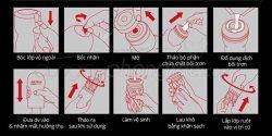 Hướng dẫn sử dụng âm đạo giả Tenga Air xinh cao cấp Nhật bản