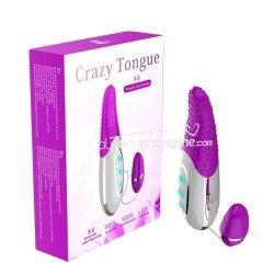 Lưỡi liếm âm đạo Crazy Tongue