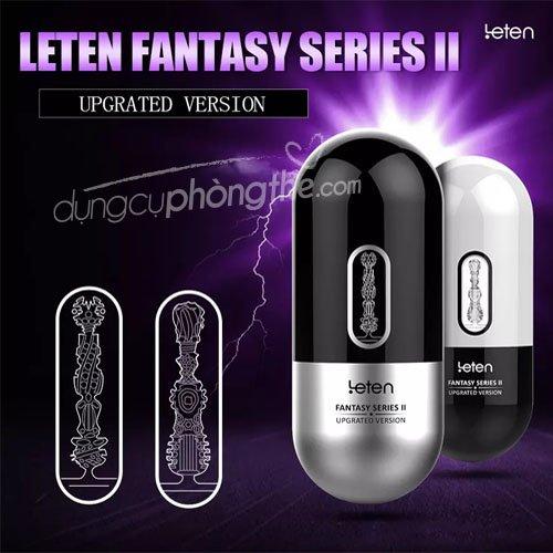 Cốc thủ dâm Leten Fantasy Series II giá rẻ gắn tường thú vị vô cùng