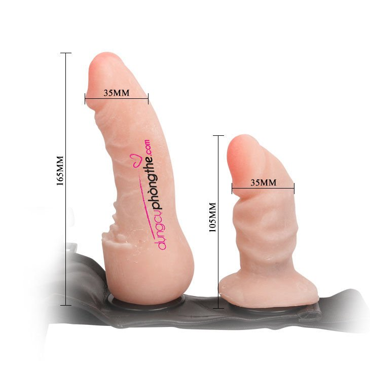 Kích thước dương vật giả có dây đeo giá rẻ Female Harness Ultra